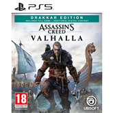 PS5 mäng Assassins Creed: Valhalla Drakkar Edition