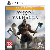 PS5 mäng Assassins Creed: Valhalla GOLD Edition