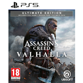 PS5 mäng Assassins Creed: Valhalla Ultimate Edition
