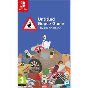 Switch mäng Untitled Goose Game