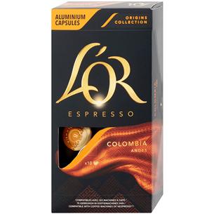 Kohvikapslid LOR Colombia