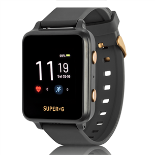 Kid's smartwatch Super-G Active SUPERGACTIVE-GRAY