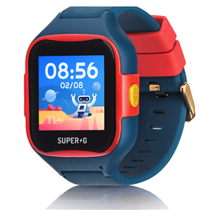 Kid's smartwatch Super-G Blast SUPERGBLAST-BLUE