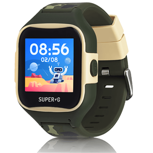 Kid's smartwatch Super-G Blast SUPERGBLAST-GREEN