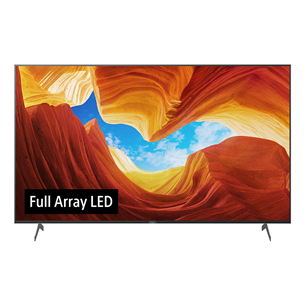 65'' Ultra HD LED LCD-телевизор Sony