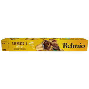 Kohvikapslid Belmio Espresso Allegro BLIO31281