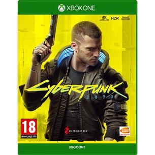 Xbox One game Cyberpunk 2077 3391892006155