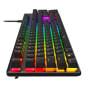 Klaviatuur Kingston HyperX Alloy Origins RGB Blue Switches (US)