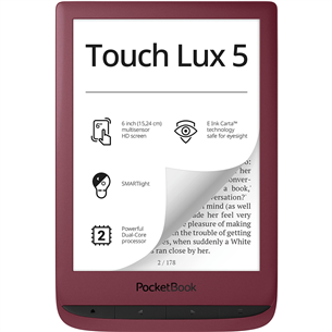 Электронная книга PocketBook Touch Lux 5 PB628-R-WW