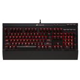 Klaviatuur Corsair K68 Cherry MX Red (SWE)