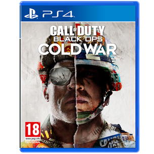 PS4 mäng Call of Duty: Black Ops Cold War
