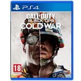PS4 game Call of Duty: Black Ops Cold War