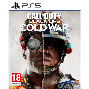PS5 game Call of Duty: Black Ops Cold War