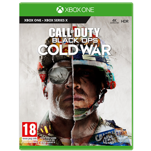 Xbox One mäng Call of Duty: Black Ops Cold War