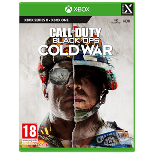 Xbox One / Series X/S mäng Call of Duty: Black Ops Cold War