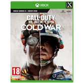 Series X mäng Call of Duty: Black Ops Cold War