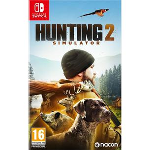 Switch mäng Hunting Simulator 2