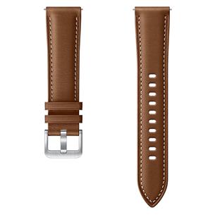 Samsung Galaxy Watch 3 nahkrihm (20 mm)