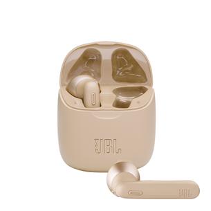 Juhtmevabad kõrvaklapid JBL TUNE 225TWS JBLT225TWSGLD