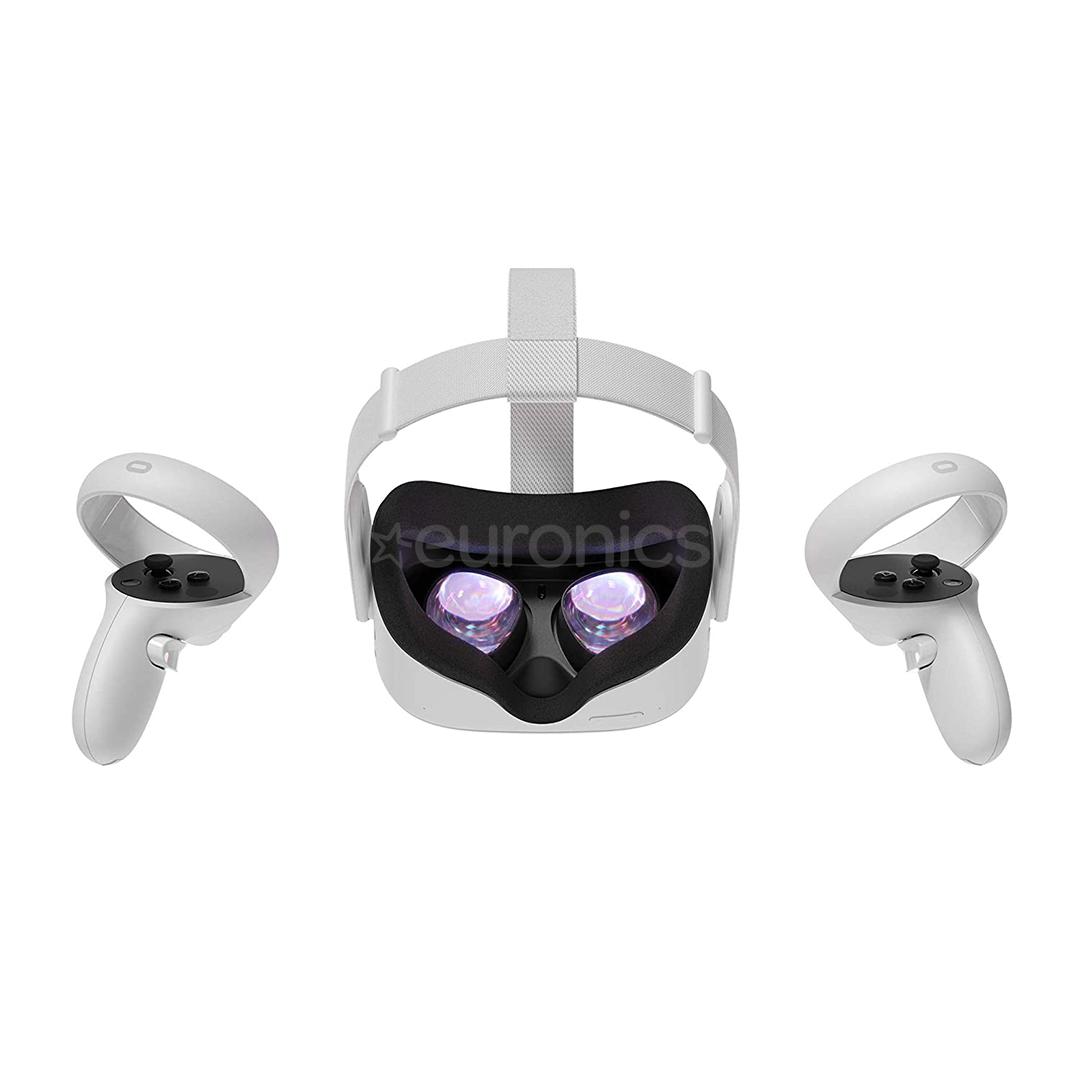 VR peakomplekt Oculus Quest 2 (256 GB) + Touch juhtpuldid