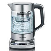 Glass Tea kettle Severin