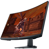 27 nõgus Full HD LED VA-monitor Dell