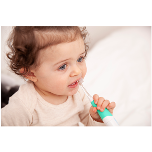 Replacement heads for BabySonic toothbrush / 18-36 months