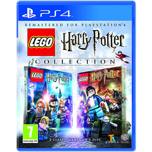 PS4 mäng LEGO Harry Potter Collection 1-7