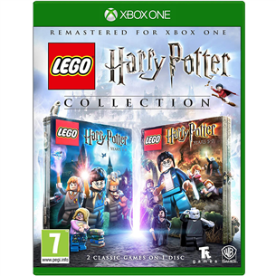 Игра LEGO Harry Potter Collection 1-7 для Xbox One