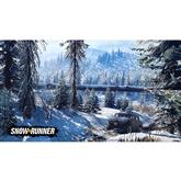 PS4 mäng SnowRunner