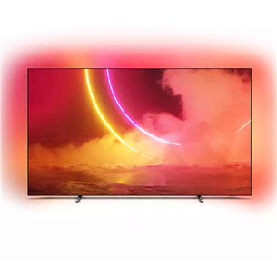 65'' Ultra HD OLED TV Philips 65OLED805/12