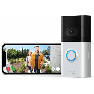 Nutikas uksekell kaameraga Ring Video Doorbell 3