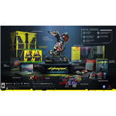 Xbox One mäng Cyberpunk 2077 Collectors Edition (eeltellimisel)