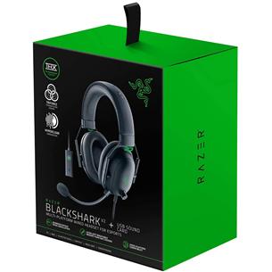 Headset Razer BlackShark V2 + USB Sound Card