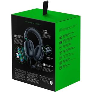 Гарнитура Razer BlackShark V2 + звуковая USB-карта