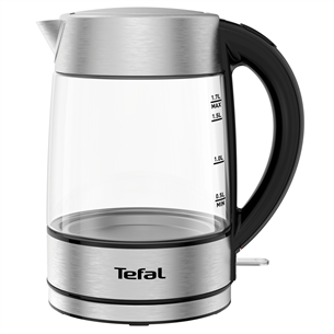 Glass kettle Tefal KI772D