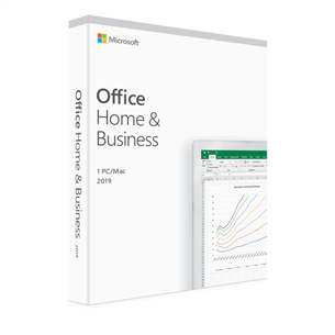 Microsoft Office Home & Business 2019 (ENG) T5D-03308