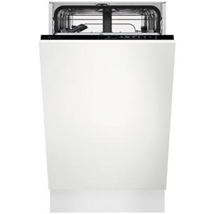 Интегрируемая посудомоечная машина Electrolux (9 комплектов посуды) EEA12100L