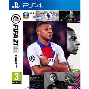 PS4 mäng FIFA 21 Champions Edition