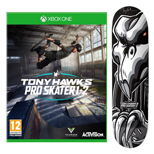 Xbox One mäng Tony Hawks Pro Skater 1+2 Collector's Edition