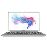 Sülearvuti MSI Creator 17