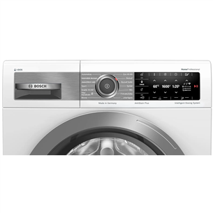 Washing machine Bosch HomeProfessional (10 kg)