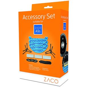 Комплект оригинальных аксессуаров для робота-пылесоса Zaco A9s 501927