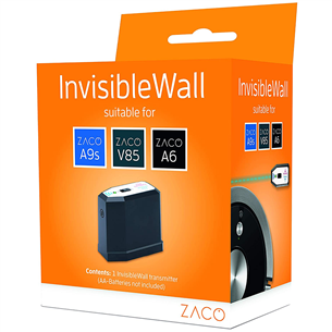 InvisibleWall  Zaco A9s/V85/A6 robot vacuum cleaner 501930