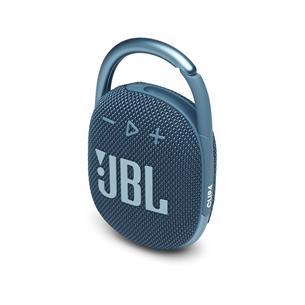 Portable speaker JBL Clip 4 JBLCLIP4BLU