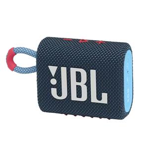 Portable speaker JBL GO 3 JBLGO3BLUP