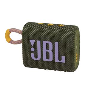 Kaasaskantav kõlar JBL GO 3 JBLGO3GRN