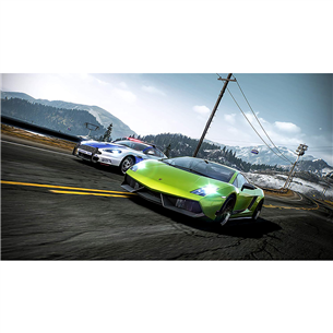 PS4 game Need for Speed: Hot Pursuit Remastered