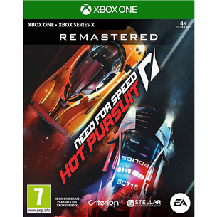 X1/SX game Need for Speed: Hot Pursuit Remastered