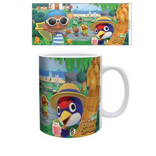 Mug Animal Crossing Summer